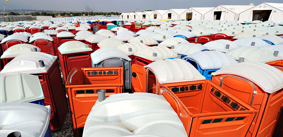 Champion Portable Toilets in Schenectady, NY